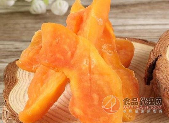 吃木瓜干有什么好處,木瓜干的作用講解