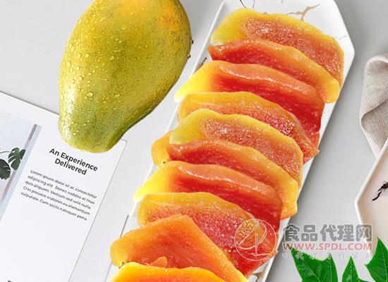 上島果園木瓜干價格是多少,吃出新鮮木瓜味道