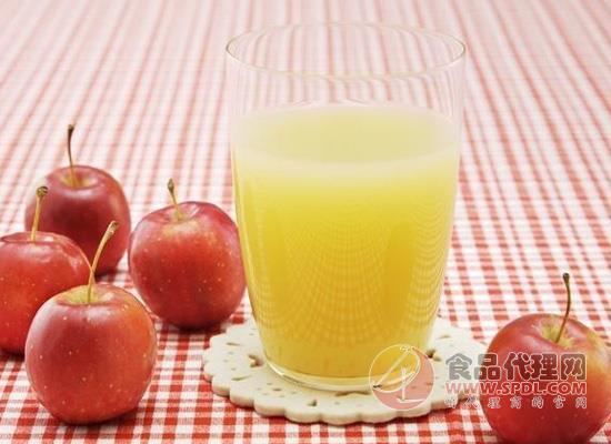 蘋果汁什么時候喝好,這些時間段飲用比較好