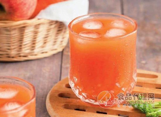 胡蘿卜蘋果汁的功效,三大好處早知道
