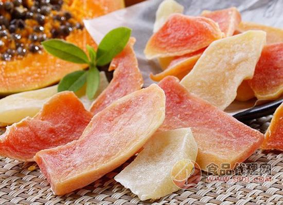 木瓜干怎么吃比較好,推薦兩種食用方法