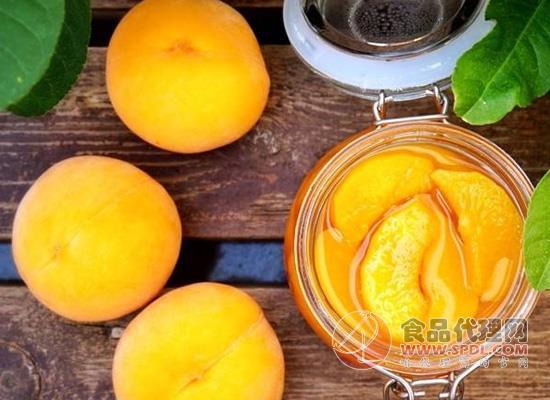 自制的黄桃罐头能放多久,储存环境是关键