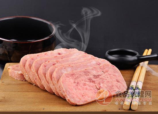 午餐肉罐头可以直接吃吗,享受不一样的美味
