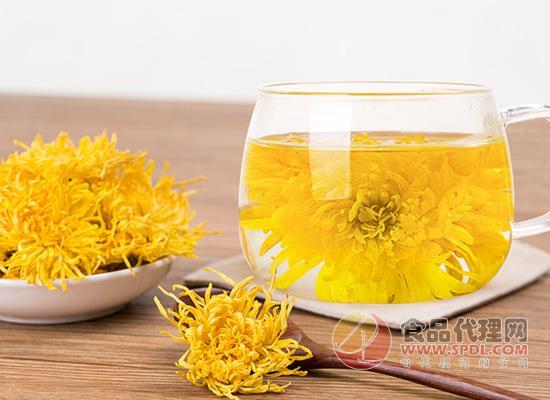 經期能喝菊花茶嗎,多喝溫補茶飲會更好