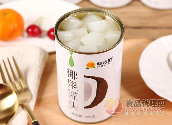 桃壹佰椰果罐頭多少錢,選用原生態健康水果