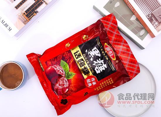 雅伯黑糖话梅糖价格是多少,精致独立小包装