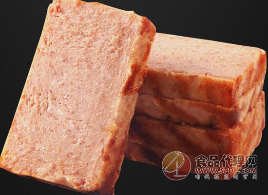 雙匯午餐肉罐頭多少錢,選自進口豬肉原料
