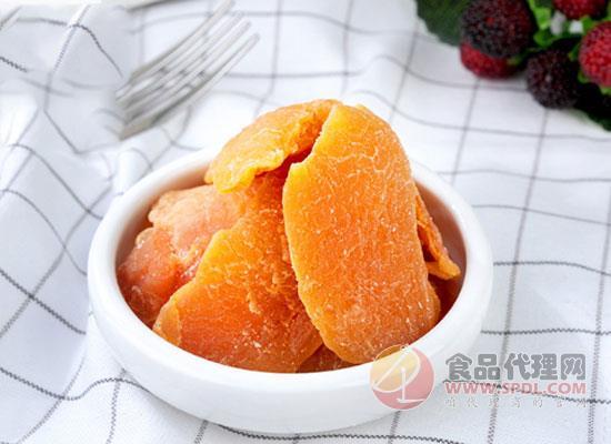 零食工坊木瓜干的價格是多少,沐浴陽光的美味