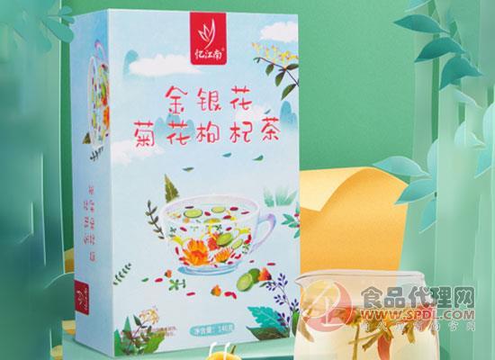 憶江南金銀花菊花枸杞茶價格是多少,天然草本更放心
