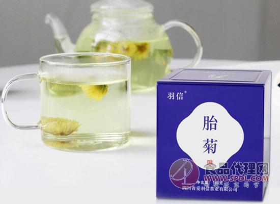 羽信菊花茶价格是多少,姿态优美宛若新生