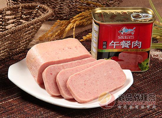 古龍午餐肉罐頭好在哪里,簡餐不簡單