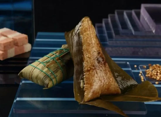 賣點十足,味BACK推出人造肉粽子