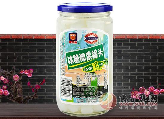 梅林椰果罐头多少钱,装在罐子里的美味