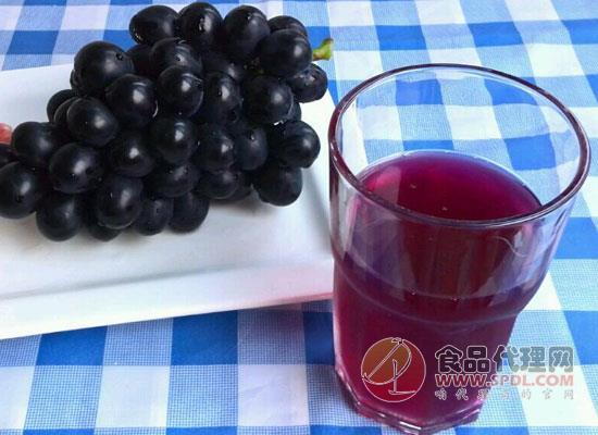 破壁機怎么做葡萄汁,葡萄汁的做法講解