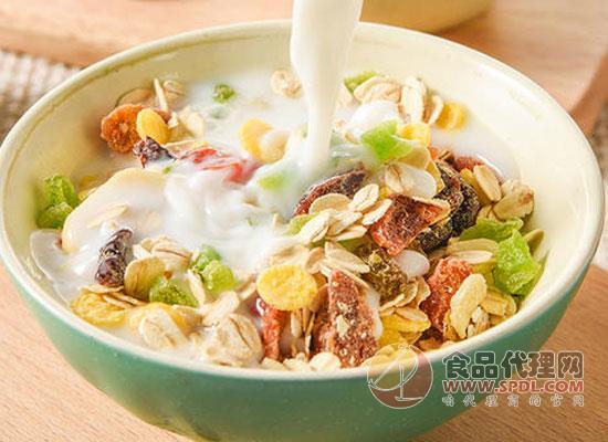 水果麥片可以減肥嗎,既飽腹又瘦身
