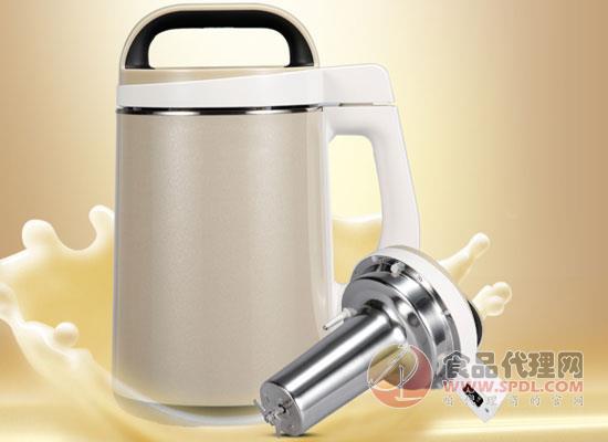 豆漿機怎么打豆漿,這樣做口感更美味