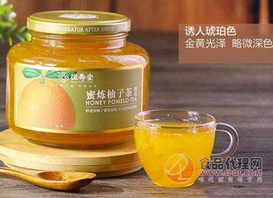 恒壽堂蜂蜜檸檬茶多少錢,真實果肉看得見