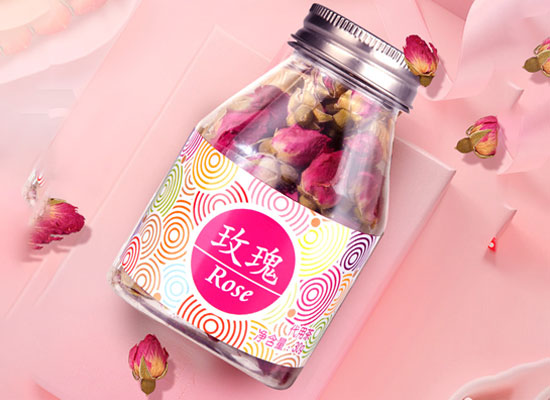 虎標玫瑰花茶價格是多少,嬌美正待放