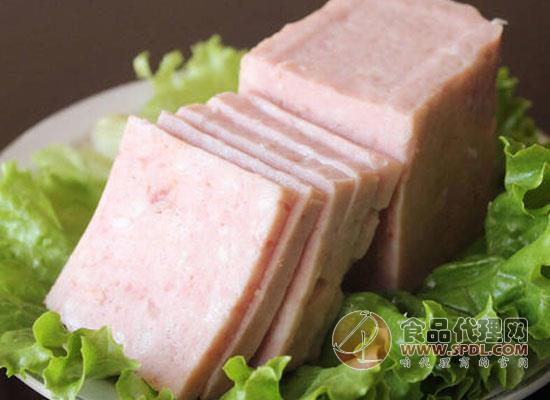 午餐肉罐頭可以加熱嗎,午餐肉罐頭怎么做