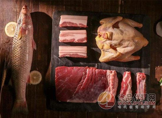 繁榮肉類食品商貿流通,加快肉類產業科技創新