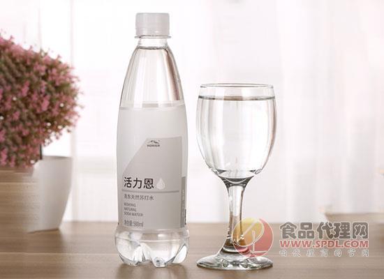 活力恩天然苏打水怎么样,富含17种微量元素