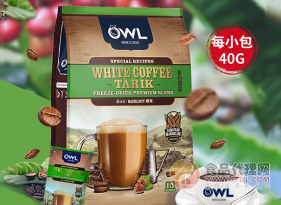 貓頭鷹白咖啡價格是多少,采用冷凍干燥技術