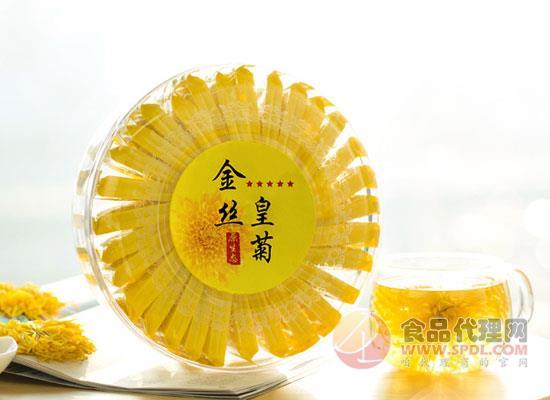 印象堂菊花茶價格是多少,沖泡七次仍有余香