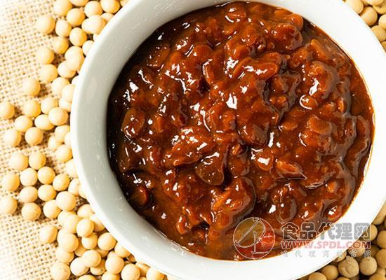 海天豆瓣酱好在哪里,只选东北非转基因黄豆