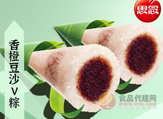 思念速冻粽子多少钱,口感软糯好吃不腻