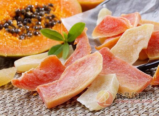 木瓜干的作用有哪些,对身体有什么好处