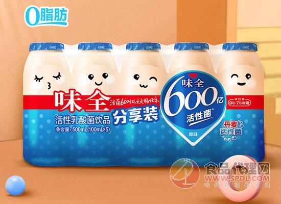 味全乳酸菌饮品多少钱,随享一瓶酸甜滋味