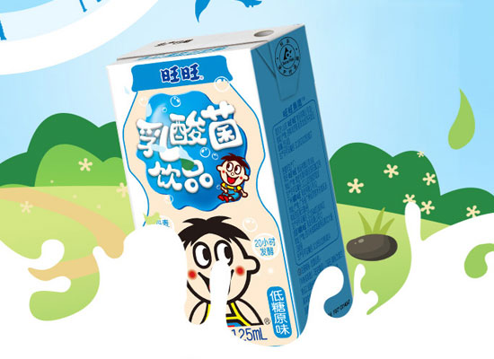 兒童乳酸菌飲料品牌哪個好,這三個品牌不容錯過