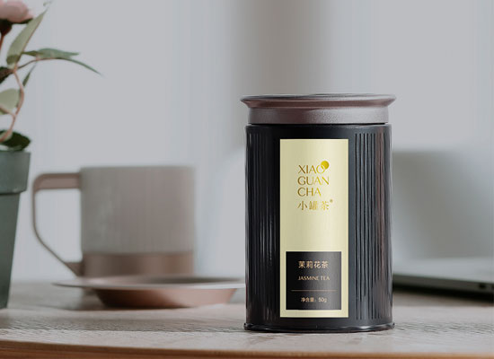 茉莉花茶小罐茶價格是多少,造就鮮靈濃郁花香