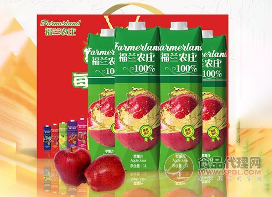 福蘭農莊蘋果汁好喝嗎,希臘原裝進口