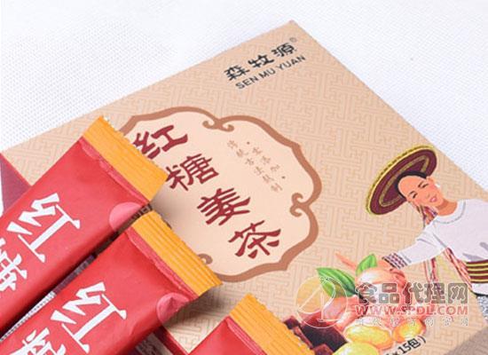 森牧源紅糖姜茶價格是多少,手工古法熬制
