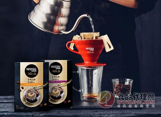 雀巢手沖大師掛耳咖啡怎么樣,手沖還原咖啡原香