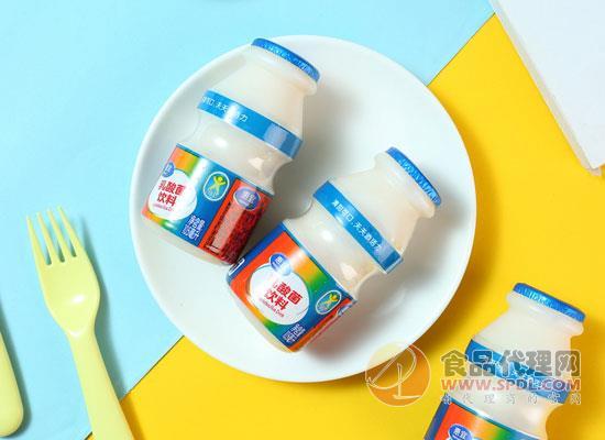 惠宜乳酸菌饮料好喝吗,甄选新西兰进口奶源