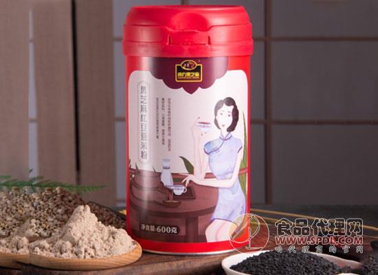 南方黑芝麻红豆薏米粉好喝吗,保留食材原味