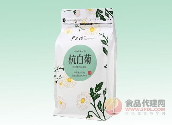 卢正浩菊花茶怎么样,颜值与品质共存的好茶叶