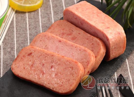 打开的午餐肉罐头如何保存,快来学习这种方法