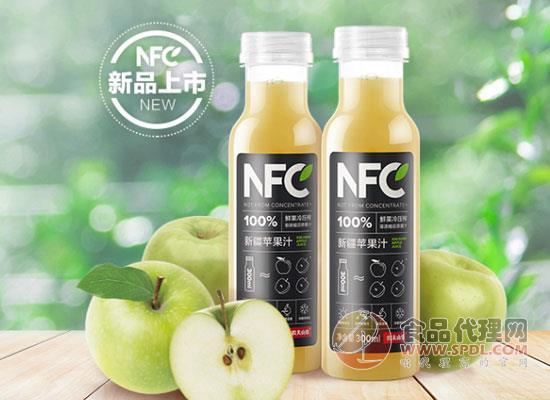 農夫山泉蘋果汁好在哪里,冷藏風味更佳