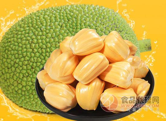 仙果岭菠萝蜜价格是多少,口感Q弹爆甜