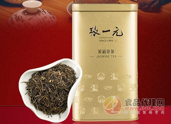 张一元茉莉花茶价格是多少,自然好味道