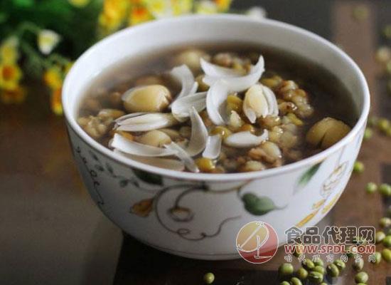 早餐喝綠豆湯可以嗎,綠豆湯怎么喝比較健康