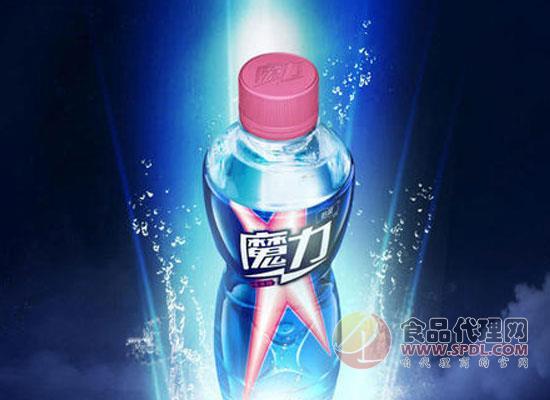 在運動飲料領域發力,華潤怡寶魔力系列運動飲料上市
