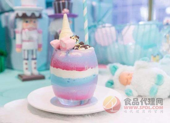 如何用棉花糖做冰淇淋,步骤简单易操作