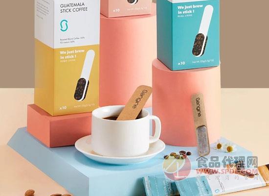 鹰集新推棒状滤泡咖啡,兼具便利性和良好口感