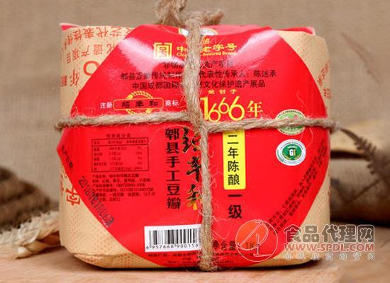 紹豐和郫縣豆瓣醬怎么樣,傳統手工釀造