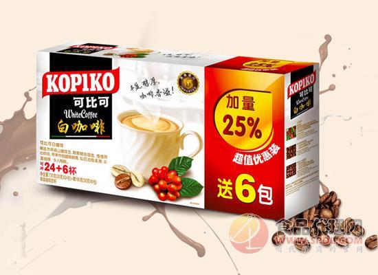 可比可速溶白咖啡好喝嗎,專業咖啡大師調配
