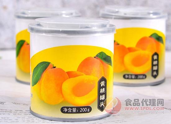 爱斯曼黄桃罐头好吃吗,手工挑选高品质黄桃